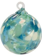Sea Glass~Classic Round Ornament by Glass Eye Studio~Made in the Usa~0030Ocr
