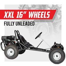 FAR270X ✸ 270cc Race buggy ✸ Full sized ✸ Automatic Go kart ✸ Quad ATV Unleaded