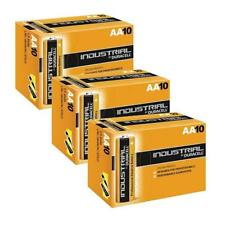 28X Duracell Industrial AA 1.5V LR6 Alkaline Battery MN1500 Replaces Procell AA