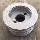 Maggi Steff Woodworking Power Feeder Aluminum V-Groove Belt Wheel New