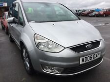06 FORD GALAXY GHIA 2.0 TDCI - LEATHER, PAN ROOF, 11 STAMPS, 1F/OWNER *STUNNING*
