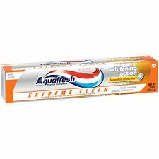 Aquafresh Extreme Clean Mint Blast - 5.6 oz (Pack of 6)