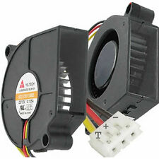 RADIALLÜFTER YS TECH BD125015MB 50x50x15mm 3 plg. Anschluss RM2.54 NEU ohne Rohs