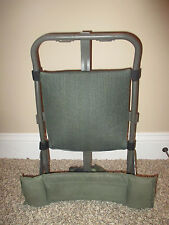 Custom Made Padded Back Cushion * Fits: USGI ALICE Pack Frame * Prepper Hiking