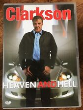 Jeremy Clarkson CIELO Y Hell COCHE Entusiasta GB DVD