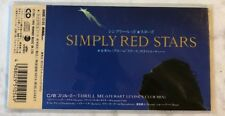 "SIMPLY RED Japan 1991 NEW 3"" CD Mini Single STARS Rare AMDE-5105"