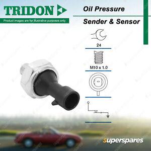 Tridon Oil Pressure Light Switch for Fiat 500 500C 1.4L DOHC 16V Petrol