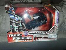 Hasbro Transformers Universe Classics SDCC Nemesis Prime Action Figure