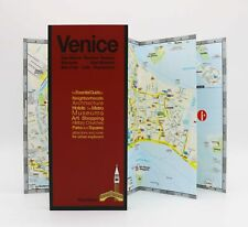 Red Maps Venice CURRENT EDITION - City Travel Guide