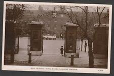 Postcard Chatham Kent the Royal Marines Barracks main entrance early RP Thornton