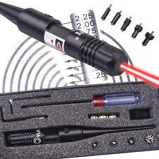 CVLIFE .22 to .50 Caliber Red Dot Laser Boresighter Hunting Handgun Rifle Scope