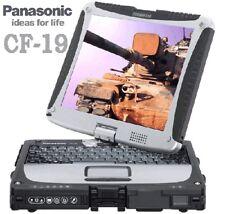 Panasonic Toughbook CF-19 MK4 10,4  1,20 GHz 4GB 160GB TOUCHSCREEN GPS UMTS-3g