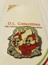 Disney Chip 'N' Dale Christmas Cave Chip & Dale Pin