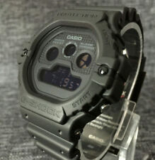 Casio G SHOCK DW-5900BB-1ER ALL BLACK MATTE digitale Cronometro Timer Nuovo di Zecca