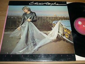 33t Christophe - Les Mots bleus (LP)