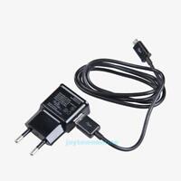 Ladekabel Ladegerät Micro USB Datenkabel Netzteil Adapter EU Stecker für Samsung