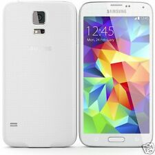 NEW SAMSUNG GALAXY S5 G900F 16GB SHIMMERY WHITE (UNLOCKED) GLOBAL + FREE GIFTS