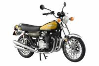 Aoshima Skynet 04590 Kawasaki 900Super4 (Z1) Yellow Ball 1/12 Finished Model