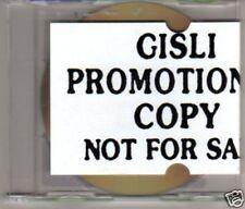 (F256) Gisli, How About That - DJ CD