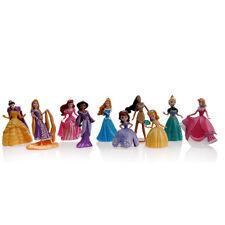 10 PIEZAS Princesa Rapunzel Sofia Juguete Figuras /Topper Para Tarta EU