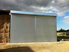 Roller Shutter/Garage Doors made to Measure! Sectional Or Roller Insulated Doors