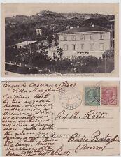 BAGNI DI CASCIANA: Villa Margherita (propr. Maccaferri)   1919