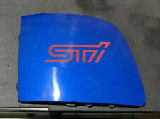 SUBARU IMPREZA HAWKEYE GENUINE STI DRIVERS SIDE FOG COVER 02c WR BLUE
