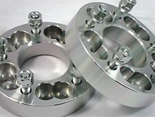 4 Pc FORD 5x4.50 TO 5x4.75 Billet Wheel Adapter Spacers 1.25 Inch AP # 5450-5475