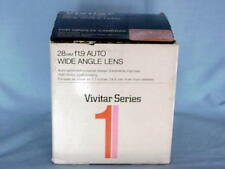 MINOLTA MD VIVITAR SERIES 1 TOKINA 28mm F1.9 LENS NEW OLD STOCK RARE