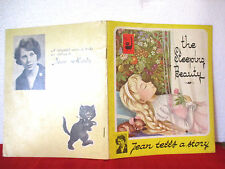 Jean Hardy THE SLEEPING BEAUTY vintage sc C1968 J. GUYOT Jean Tells A Story