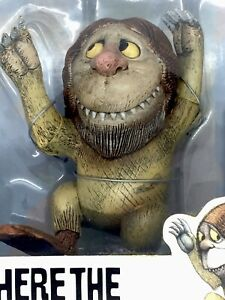 WHERE THE WILD THINGS ARE TZIPPY FIGURE, MCFARLANE TOYS, NEW & UNOPENED. RARE.