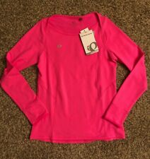 Pearl Izumi Womens Hot pink Thermal LS Top Large