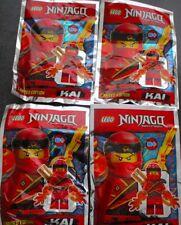 Kai x4 | Lego® Ninjago - Polybag New/Neuf #6