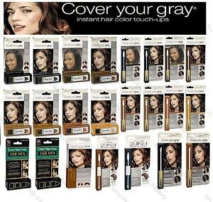 Irene Cover Your Gray Hair *INSTANT COLOUR* All Types & Colours- for Men & Women