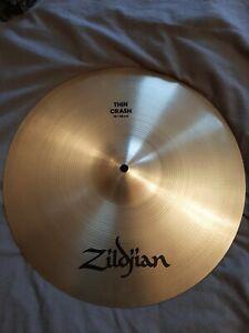 """Zildjian 16"""" Thin Crash"""