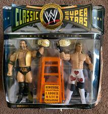 WWE Classic Superstars Razor Ramon V HBK Shawn Michaels 2 Pack Exclusive
