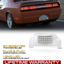 [SUPER BRIGHT] LED License Plate Light Lamp For 06-14 Dodge Charger Challenger