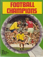 Football Champions 1973 by Ken Johns