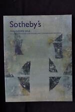 INDIAN ART SALE SOTHEBYS 2007 FRANCIA SOUZA GOUD BENDRE CHOWDHURY RAZA PRABBA