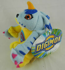 Digimon Stofftier Figur Plüsch Plush Play By Play 2000 - GABUMON 17cm #434