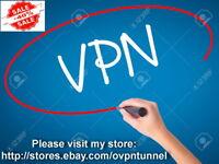VPN SERVICE Premium ACCOUNT 3 Months  OpenVPN | Unlimited Data 1Gbps !!!