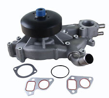 NEW WATER PUMP FITS CHEVROLET EXPRESS 3500 LT 4.8L 5.3L 6.0L 2003-2006 12562458