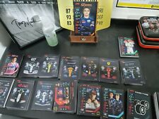 Formula 1 Turbo Attax (LTD Cards, Gold Race Winners, Foils, Base Cards) <CHOOSE>