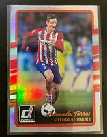 2016-17 Panini Donruss Fernando Torres #17 Atletico - Holographic - Rare🔥PSA10?