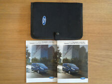 Ford Transit/Tourneo Custom Owners Handbook Manual and Wallet 12-18