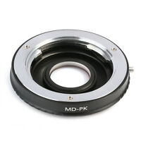 K&F Concept adapter with glass for Minolta MD mount lens to Pentax K camera DSDL