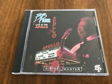 Live at the Apollo by B.B. King (CD, Apr-1991, GRP (USA)) Promo Copy