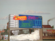 Roundhouse ** HERSHEY'S CHOCOLATE ** 37' OLD TIME REEFER kit HO Scale Trains NEW