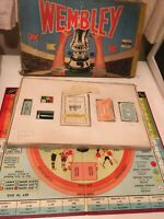Wembley Board Game Complete - Boxed - Football Game