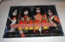 KISS STICKER NEW 2007 VINTAGE OOP RARE COLLECTIBLE